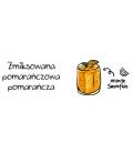 Zmiksowana pomarańcza