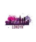 Londyn watercolor