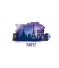 Paryż watercolor