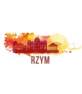 Rzym watercolor