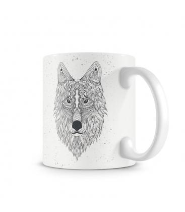Rysowany wilk