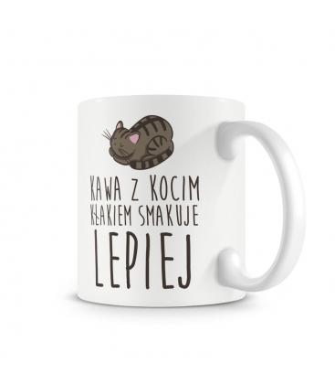 Kawa z kotem