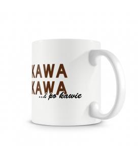 Kawa, kawa...i po kawie