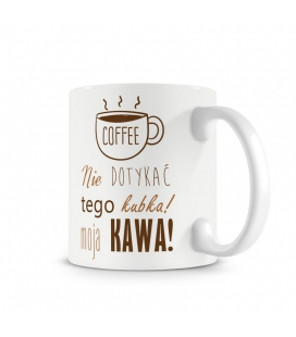 Moja kawa!