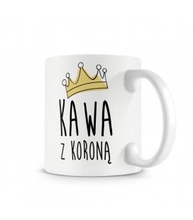 Kawa z koroną