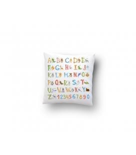 Poszewka alfabet