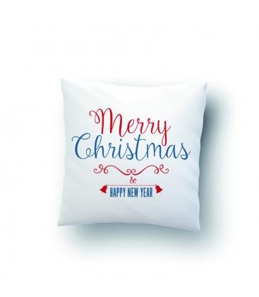 Poszewka merry christmas