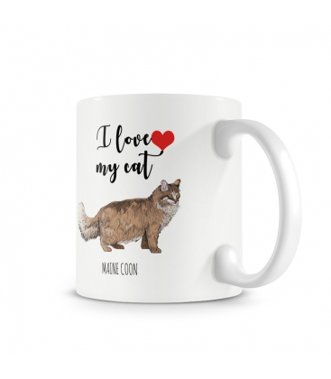 Kocie rasy Maine Coon