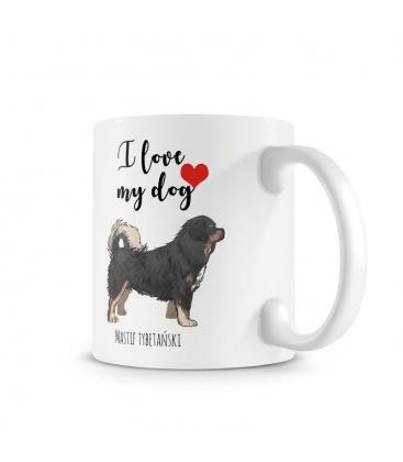 Psie rasy Mastif Tybetański